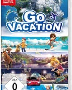 Go Vacation CARD USK Switch