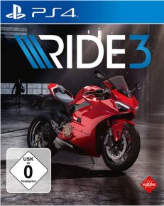 RIDE 3 DISC USK PS4