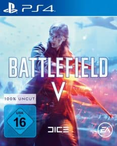 Battlefield 5 DISC USK PS4
