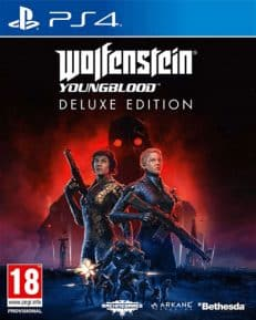 Wolfenstein 2  Youngblood  PS-4  AT Deluxe Edition