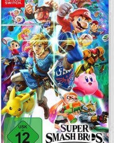 Super Smash Bros Ultimate CARD USK Switch