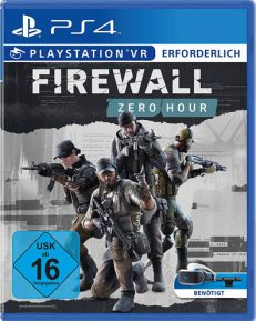 VR Firewall Zero Hour DISC USK PS4