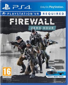 VR Firewall Zero Hour  PS-4  AT