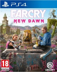 Far Cry New Dawn  PS-4  AT