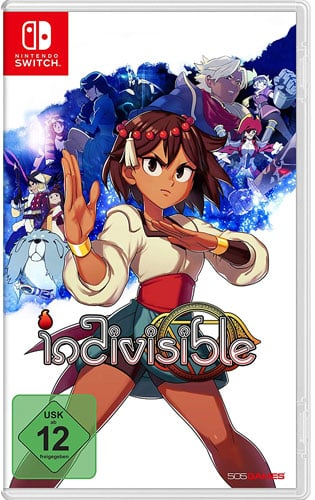 Indivisible CARD USK Switch