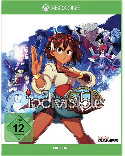 Indivisible DISC USK XBOX