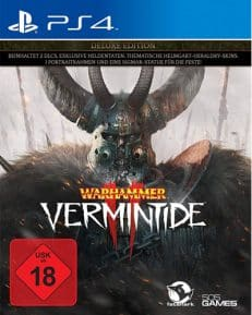 Warhammer Vermintide 2  PS-4 Deluxe Edition