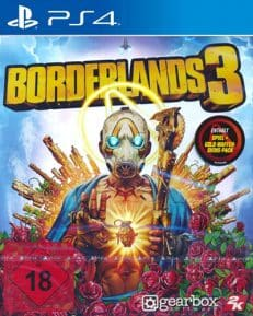 Borderlands 3 DISC USK PS4