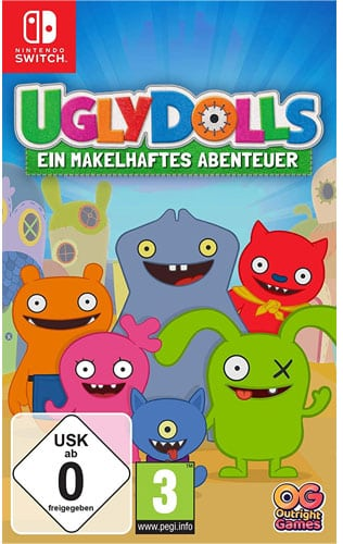 Ugly Dolls CARD USK Switch