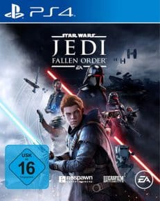 Star Wars Jedi Fallen Order DISC USK PS4