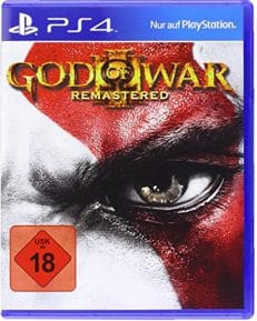 God of War 3  PS-4  Remastered  PSHits