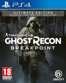 Ghost Recon Breakpoint  PS-4  Ultimate A T