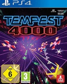 Tempest 4000 DISC USK PS4