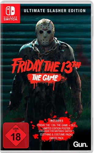 Friday the 13th GOTY CARD USK Switch