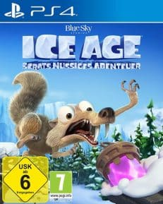 Ice Age Scrats Nussiges Abenteuer DISC USK PS4