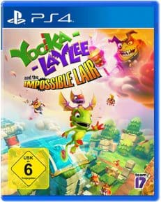 Yooka Laylee 2  PS-4 and the impossible Lair