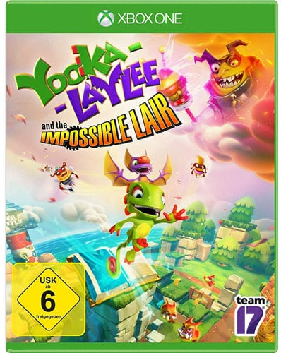 Yooka Laylee 2  XB-One and the impossible Lair