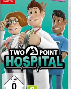 Two Point Hospital CARD USK Switch