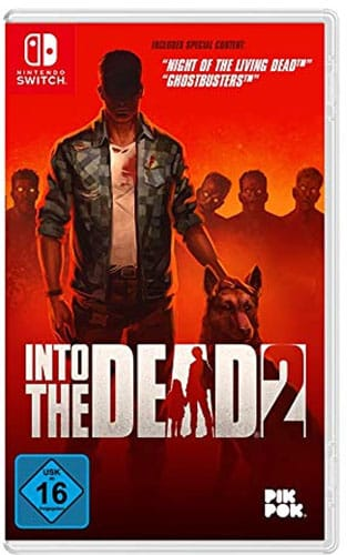 Into the Dead 2 CARD USK Switch