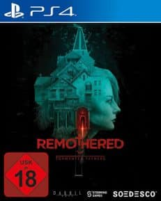 Remothered: Tormented Fathers DISC USK PS4