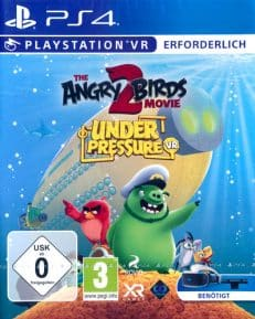 VR Angry Birds Movie 2 DISC USK PS4