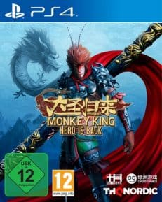 Monkey King: Hero is back DISC USK PS4