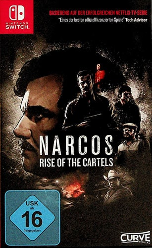 Narcos: Rise of the Cartels CARD USK Switch