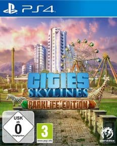 Cities Skylines  PS-4 Parklife Edition
