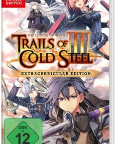 Trails of cold Steel 3 CARD USK Switch