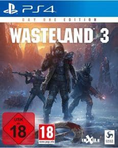 Wasteland 3 DISC USK PS4