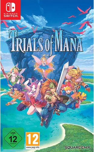 Trials of Mana  SWITCH