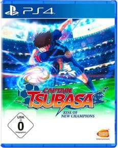 Captain Tsubasa  PS-4  Rise of New Champ ion