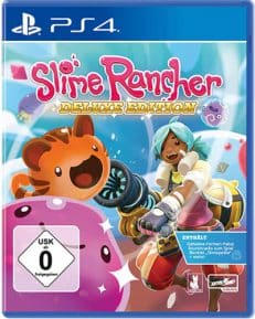 Slime Rancher  PS-4  Deluxe Edition