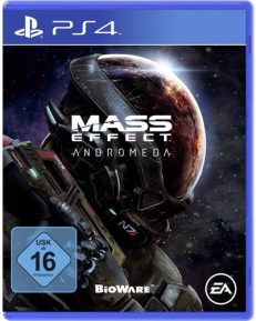 Mass Effect Andromeda  PS-4  Budget