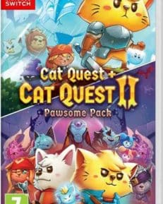 Cat Quest 2  Switch  Pawsome Pack  AT Cat Quest I + II