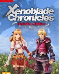 Xenoblade Chronicles  Switch  UK Definitive Edition