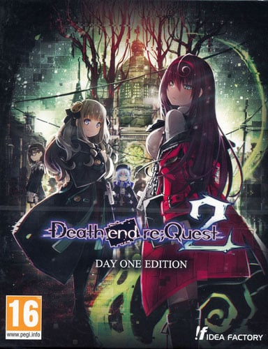 Death end re:Quest 2  PS-4  D1  AT