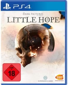 Dark Pictures Little Hope  PS-4