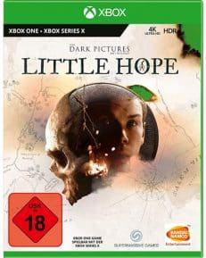 Dark Pictures Little Hope  XB-ONE