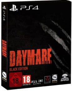 Daymare 1998  PS-4   Black Edition
