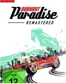 Burnout Paradise  Switch Remastered