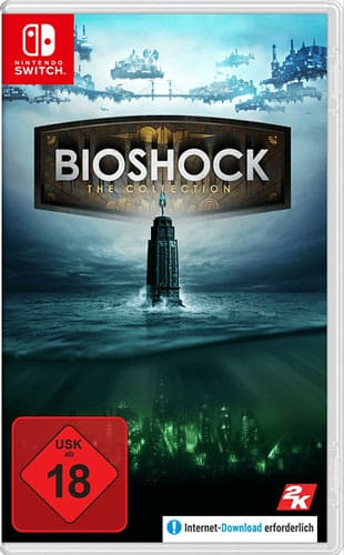 Bioshock Complete Collection  Switch