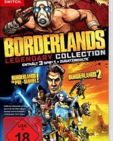 Borderlands  Legendary Coll. Switch