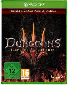 Dungeons 3 Complete  XB-ONE