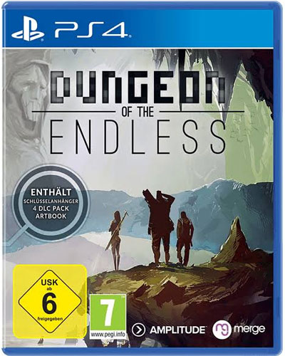 Dungeon of Endless Collectors  PS-4