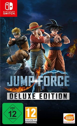 Jump Force  Switch  Deluxe Edition