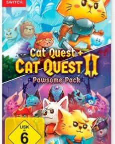 Cat Quest 2  Switch  Pawsome Pack inkl. Cat Quest 1