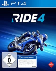 RIDE 4  PS-4