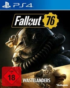 Fallout 76  PS-4  Wastelanders