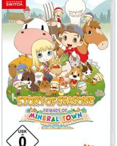 Story of Seasons  Switch Friends of Mineral Town